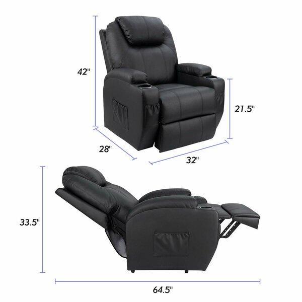 Lift Assist Standard Power Reclining Full Body Massage Chair