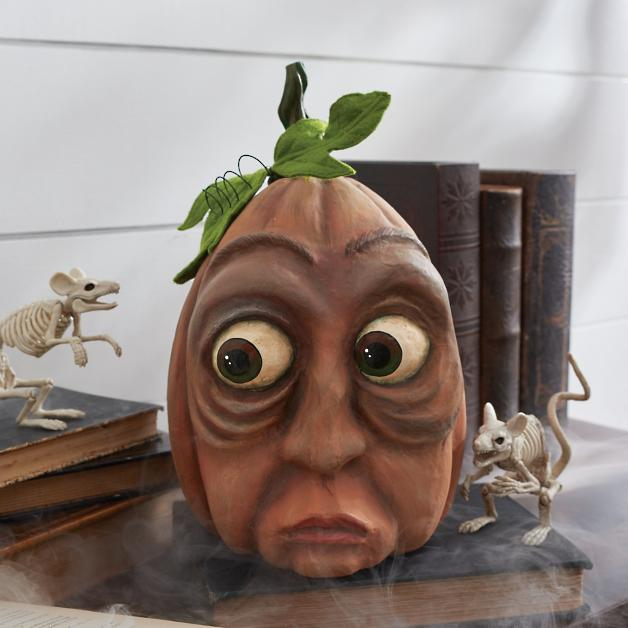 Expressive Pumpkin, Herbert
