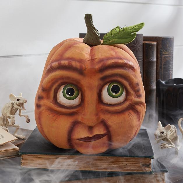 Expressive Pumpkin, Oliver
