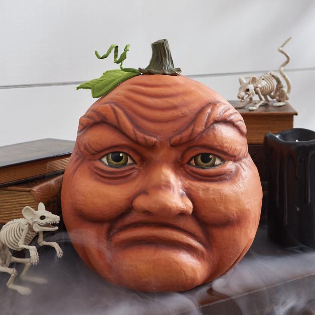 Expressive Pumpkin, Edgar